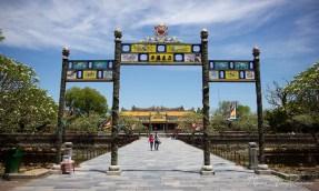 Hue, Vietnam - imperial palace