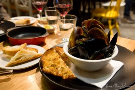 Le Flaneur - mussels