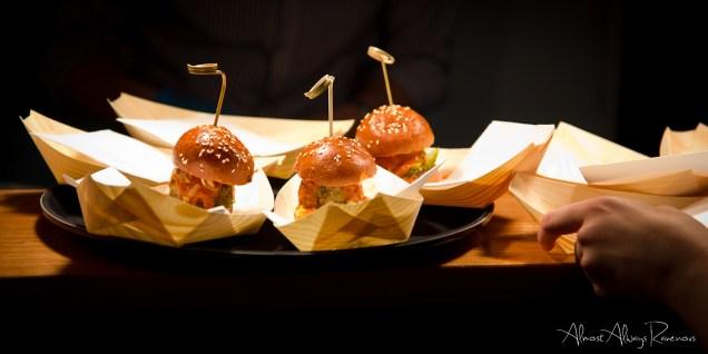 Meatball winebar - sliders
