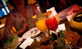 Nobu - Peruvian style cocktails