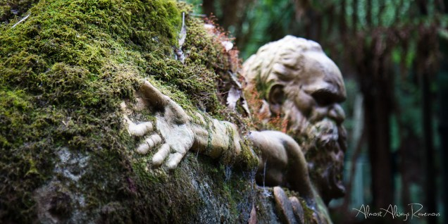 william ricket's santuary - Mt Dandenong