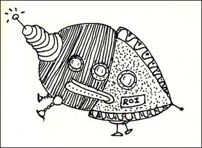 roi doodle