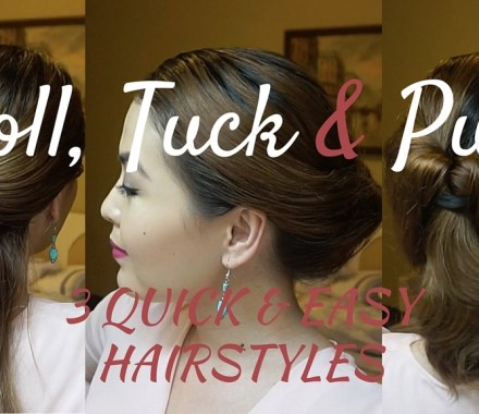 Hair, Hair Tutorial, Updo, Up do, Hair Style, Quick Hairstyle, Easy Hairstyle