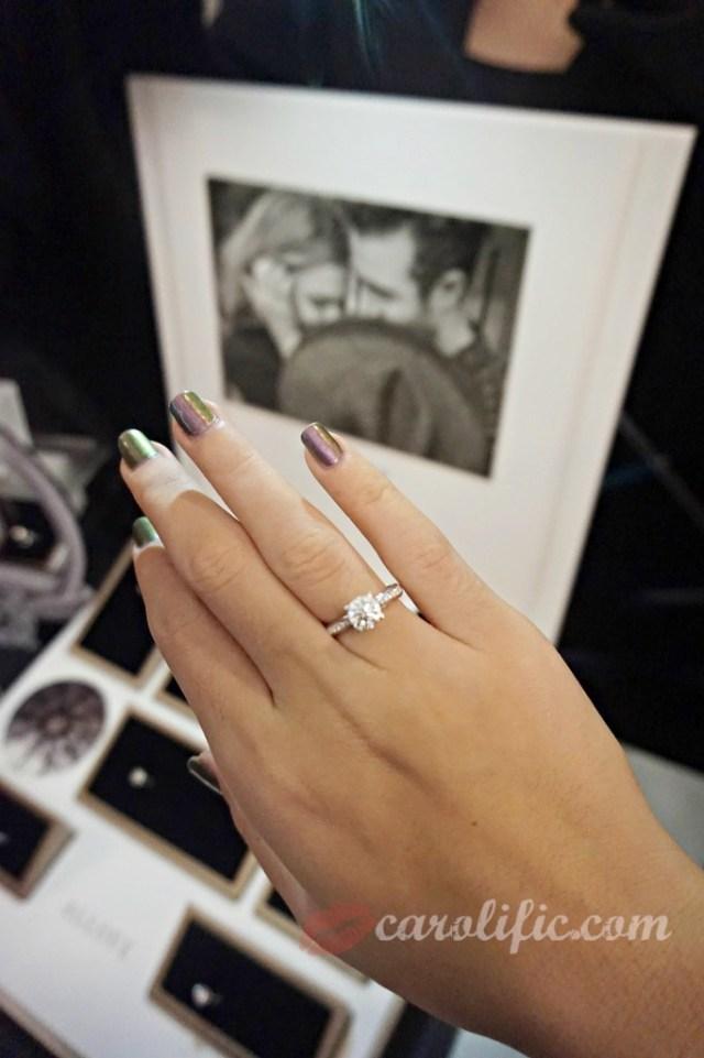 Allove, Allove Diamond, Diamond, Kuala Lumpur, Malaysia, SK, Engagement Ring, Jewellery, Launch,