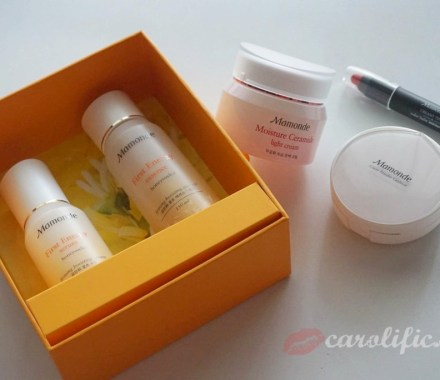 Mamonde, Korean, Korean Beauty, Kbeauty, Korean Beauty Products, BB Cushion, Face Mask, First Energy Essence, First Energy Serum, Makeup, Beauty, Skin Care