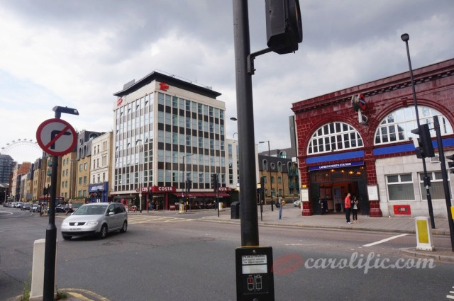 London, Travel, Tune Hotel, Lambeth North, Europe,