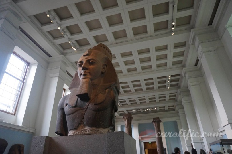 London, Travel, Europe, Britain, UK, United Kingdom, British Museum, Rameses II
