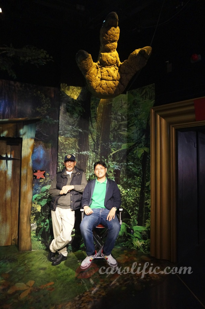 London, Travel, Europe, Britain, UK, United Kingdom, Madame Tussauds, Madame Tussauds London, Jurassic Park, Steven Spielberg,