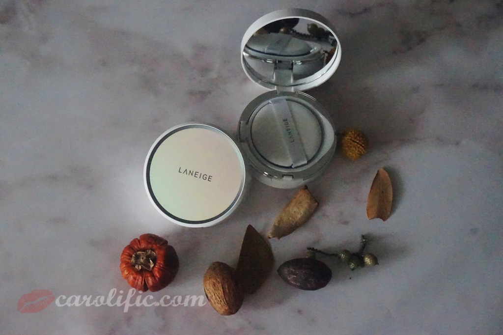 Laneige, Laneige BB Cushion, Third Generation, New Laneige BB Cushion, Korean, Korean Beauty, Korean Makeup