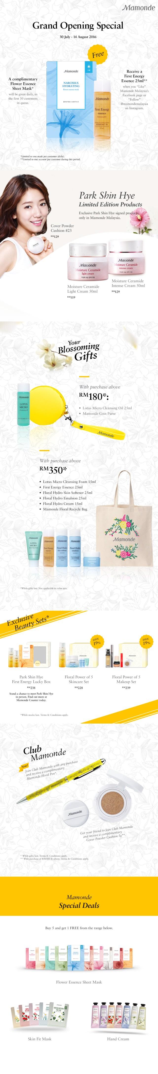 Mamonde, Kuala Lumpur, 1 Utama, Mamonde Cushion, Cushion Foundation, Korean, Korean Beauty, Makeup, Cushion Makeup, Skincare,
