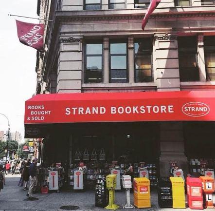 The Strand, NYC