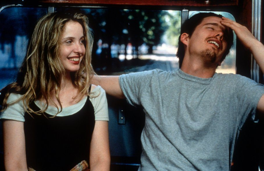 Before Sunrise is one of the best films set on trains | almostginger.com
