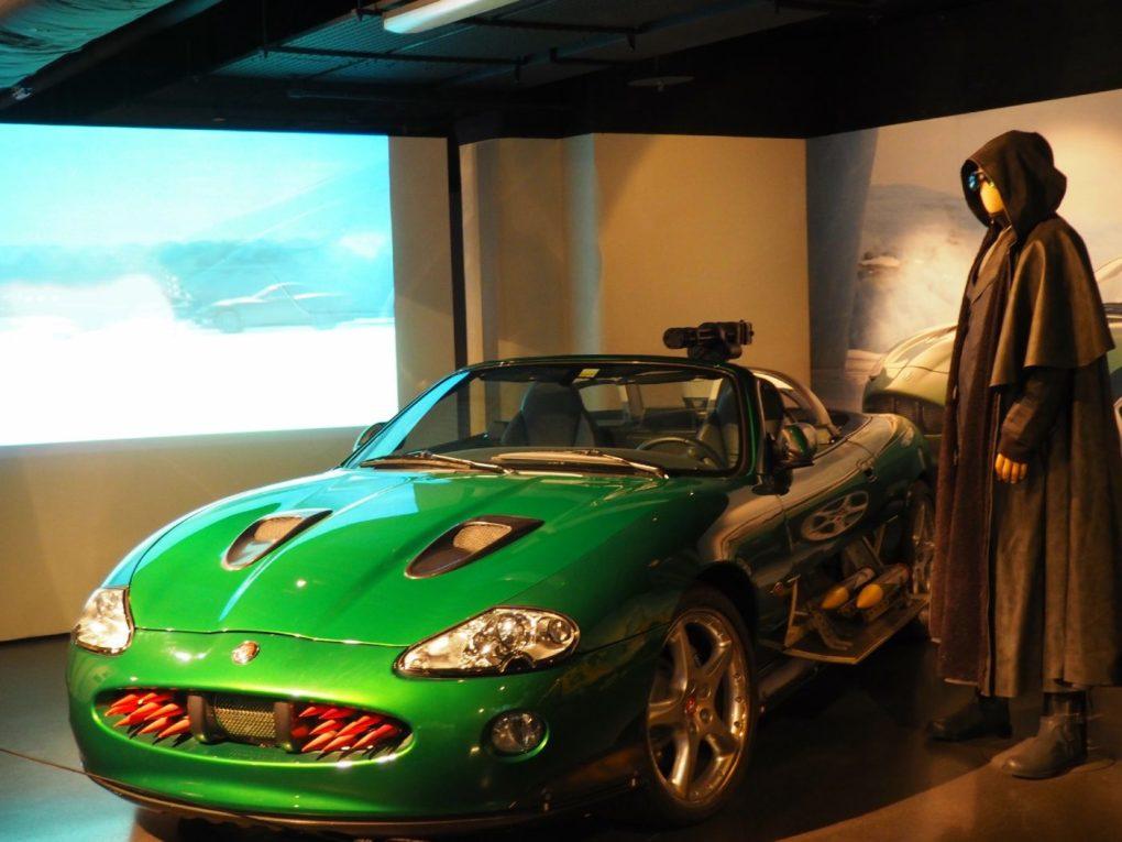 Bond in Motion Exhibition at the London Film Museum | almostginger.com
