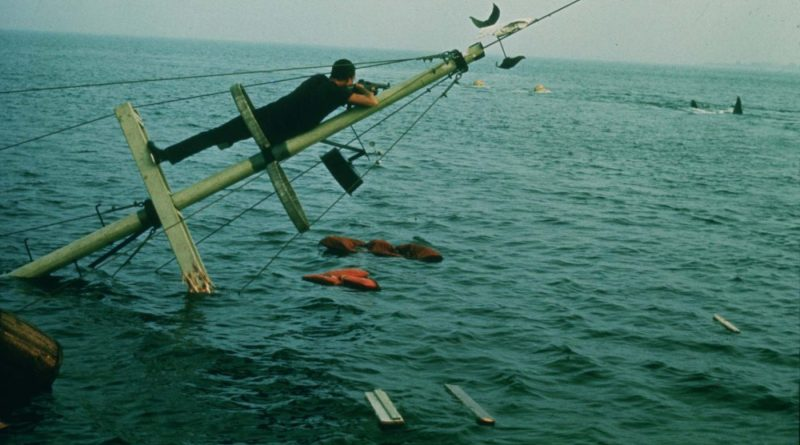 My Favourite Films set on boats | almostginger.com