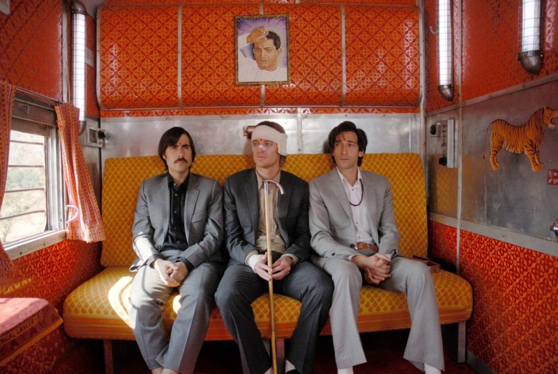 The Darjeeling Limited is one of the best films set on trains | almostginger.com