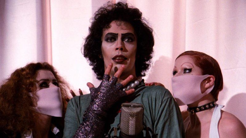 My love for the Rocky Horror Show | almostginger.com