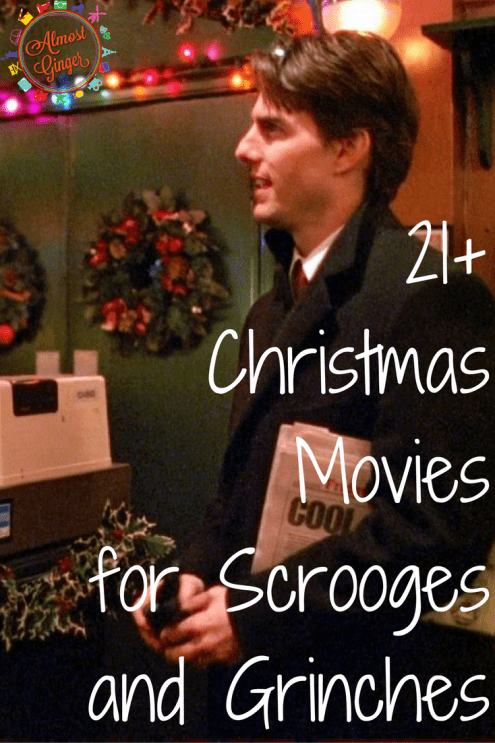 21+ Christmas Movies for Scrooges and Grinches including Eyes Wide Shut | almostginger.com