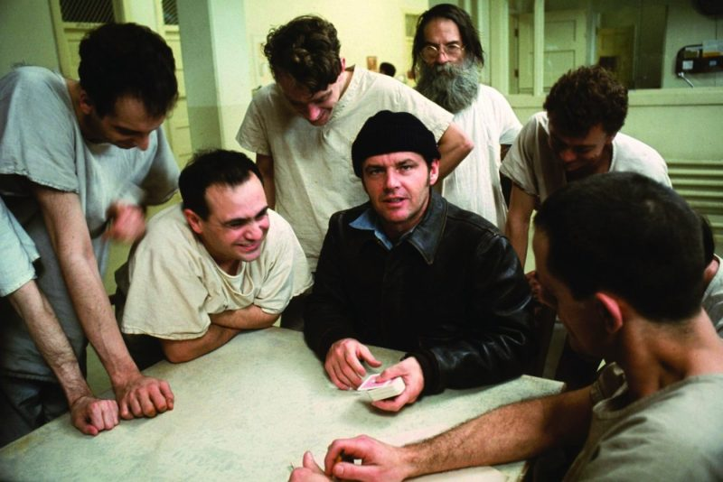 One Flew Over the Cuckoos Nest is a Christmas movie made for the Scrooges and Grinches of the world! | almostginger.com