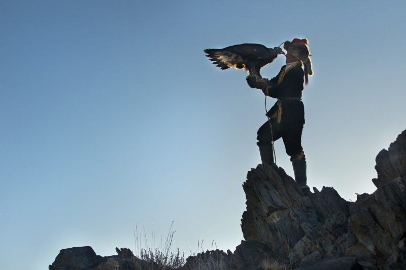 The Eagle Huntress was one of my favourite films at Amsterdam Film Festival (IDFA) in 2016 | almostginger.com
