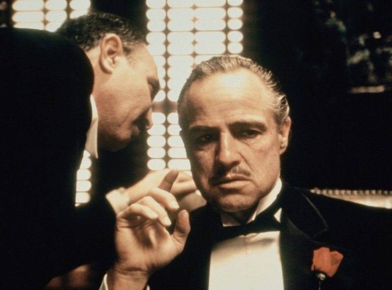 The Godfather is a Christmas movie made for the Scrooges and Grinches of the world! | almostginger.com