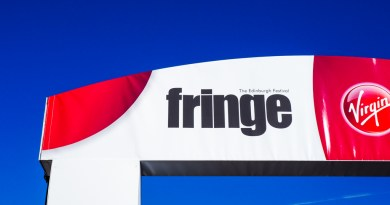 How to Work at the Edinburgh Fringe Festival | almostginger.com