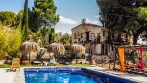 My Workaway Experience in Paradise at a Yoga Retreat in Granada, Spain   almostginger.com