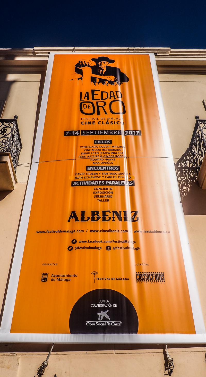 Somehow I ended up attending Málaga Film Festival...   almostginger.com