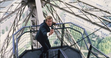 Hollywood Film locations in Paris including Inception, La La Land, Taken, Now You See Me, A View To A Kill, Thunderball and The Bourne Identity | Paris Film Locations | almostginger.com