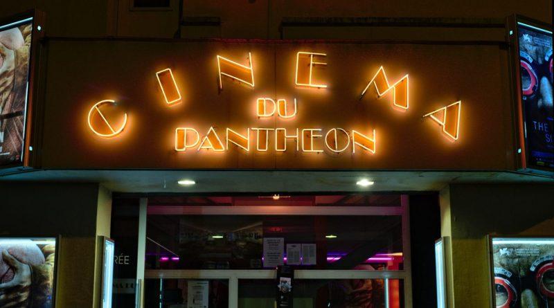 18 of the Best Arthouse/Independent Cinemas in Paris | Art Deco Cinemas in Paris showing World Cinema, Cult Films and Film Festivals in Paris | almostginger.com