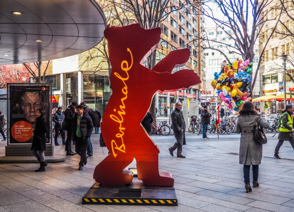 A First-timer's Guide to the Berlin Film Festival including buying tickets at the Berlinale film festival, the cinemas to visit, films to see and other extra tips | almostginger.com