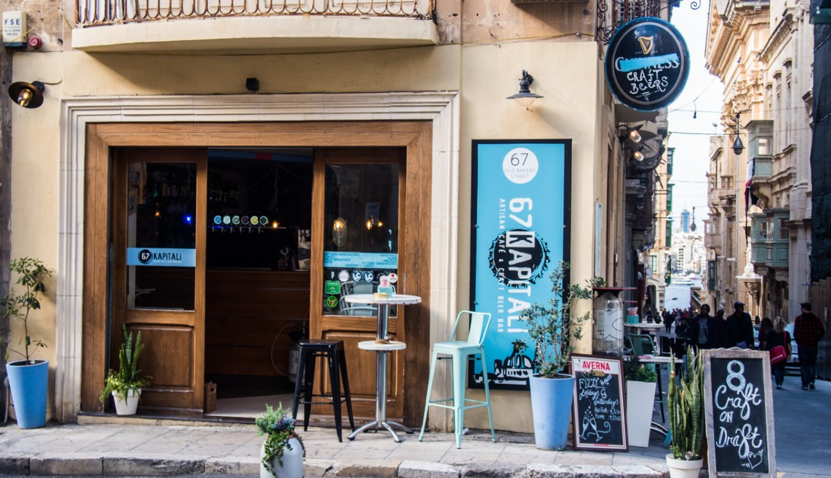 Where to find the Best Craft Beer in Malta