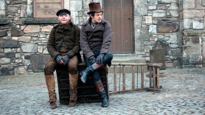 Hollywood Film Locations in Edinburgh: Cloud Atlas, Avengers, Burke and Hare & More! | almostginger.com