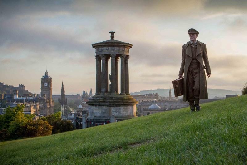 Hollywood Film Locations in Edinburgh: Cloud Atlas, Avengers, The Railway Man & More! | almostginger.com