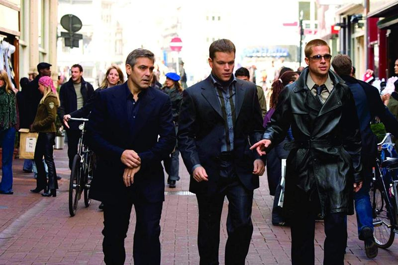Hollywood Film Locations in Amsterdam: Ocean's Twelve, Diamonds are Forever & More! | almostginger.com