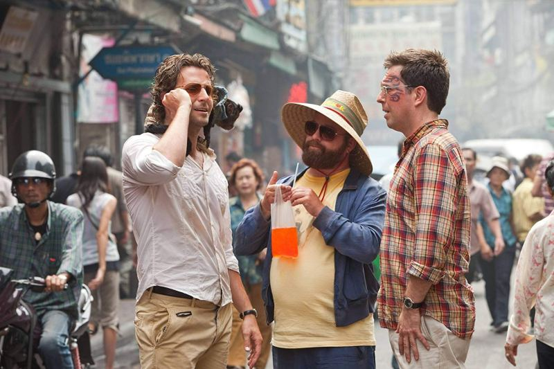 The Hangover Part II Filming Locations in Bangkok | almostginger.com