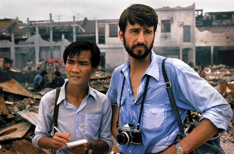 Good Morning... Vietnam? 7 War Films shot in Thailand including The Killing Fields | Vietnam War Films | almostginger.com
