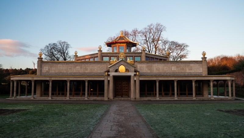 Workaway Volunteering at a Buddhist Centre in Ulverston, UK | almostginger.com