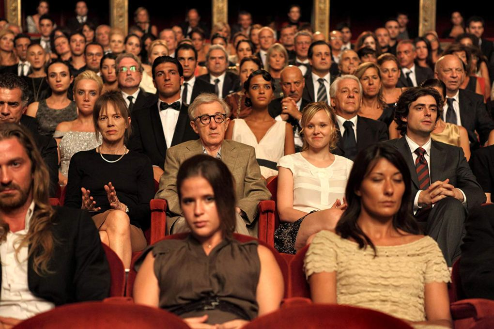 Teatro Argentina in To Rome with Love (2012)
