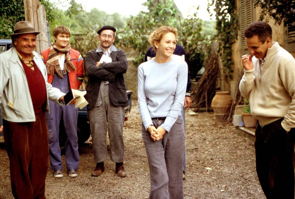 Under the Tuscan Sun, one of the top films set in Italy