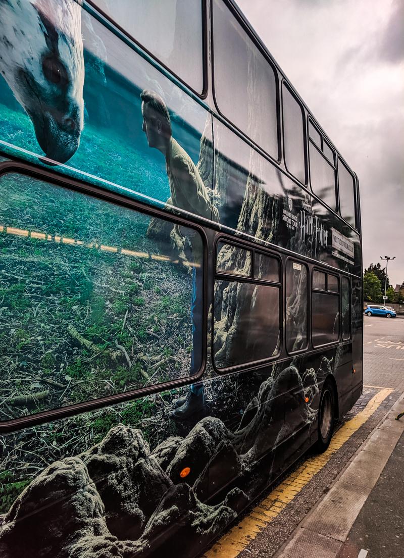 Harry Potter Studios Shuttle Transfer Bus in London