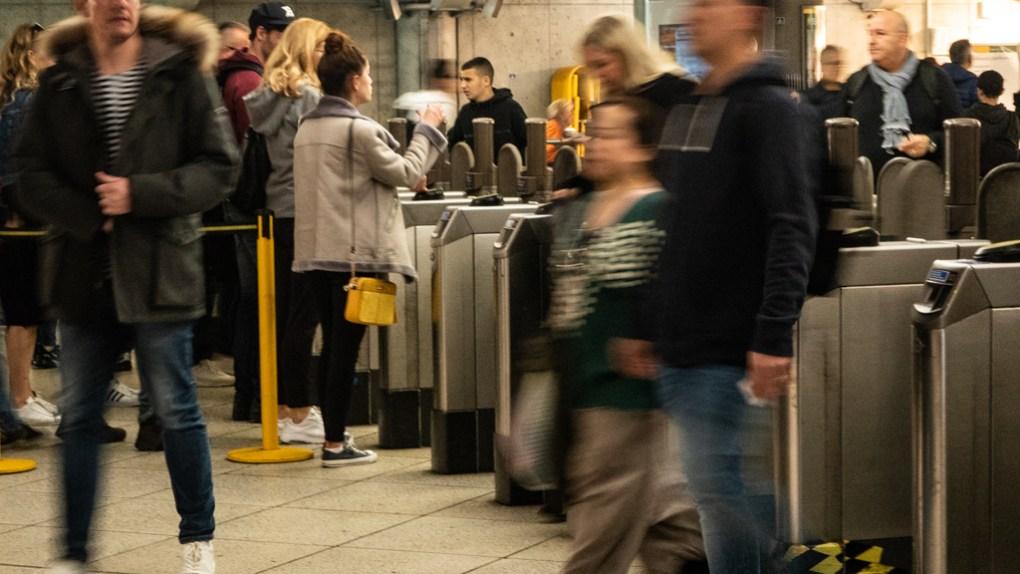 Westminster Tube Station, London