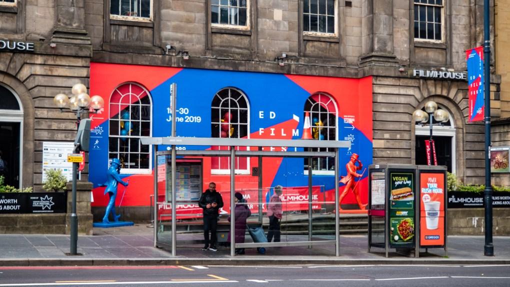 Filmhouse Cinema in Edinburgh