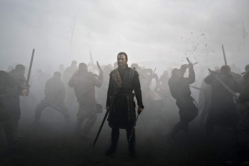 Macbeth, one of the best films set in Scotland