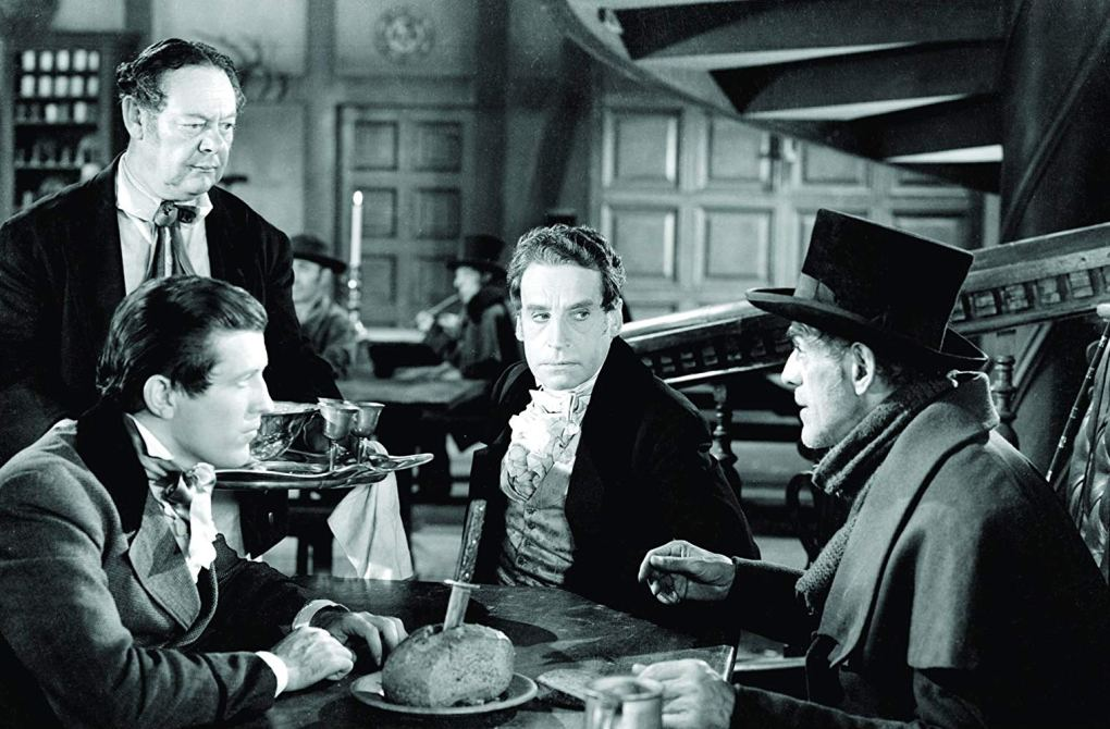 The Body Snatchers,one of the top films set in Edinburgh