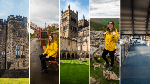 Harry Potter Filming Locations in Yorkshire & North East England (ALL 5!) | almostginger.com
