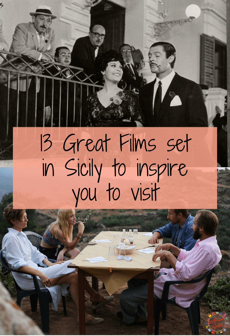 14 Great Films set in Sicily to Inspire you to Visit | almostginger.com