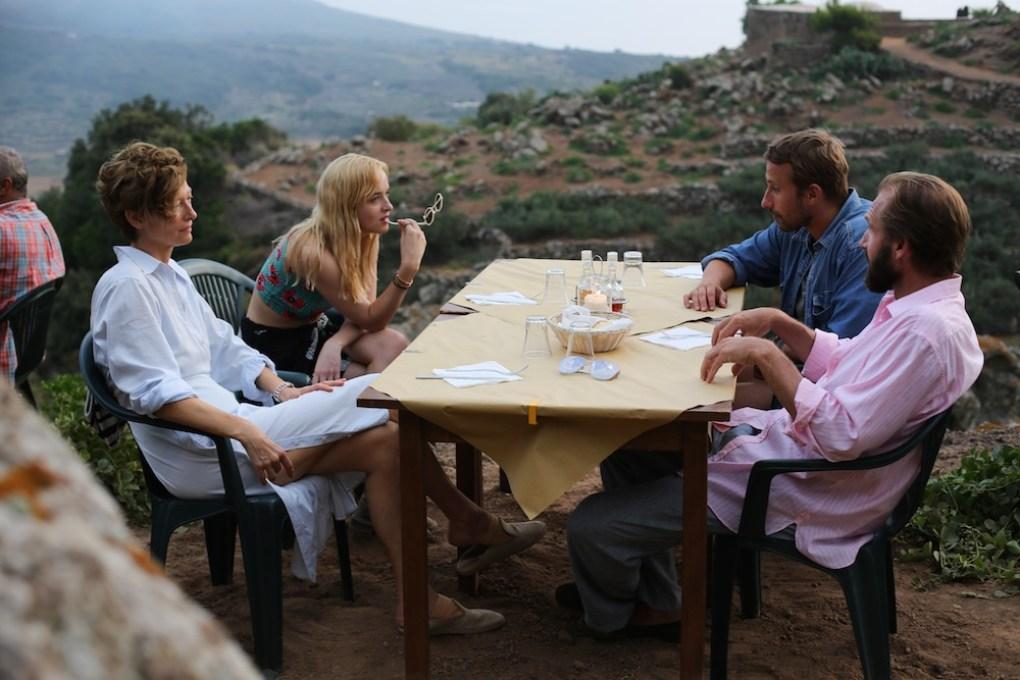 A Bigger Splash, one of the best films set in Sicily
