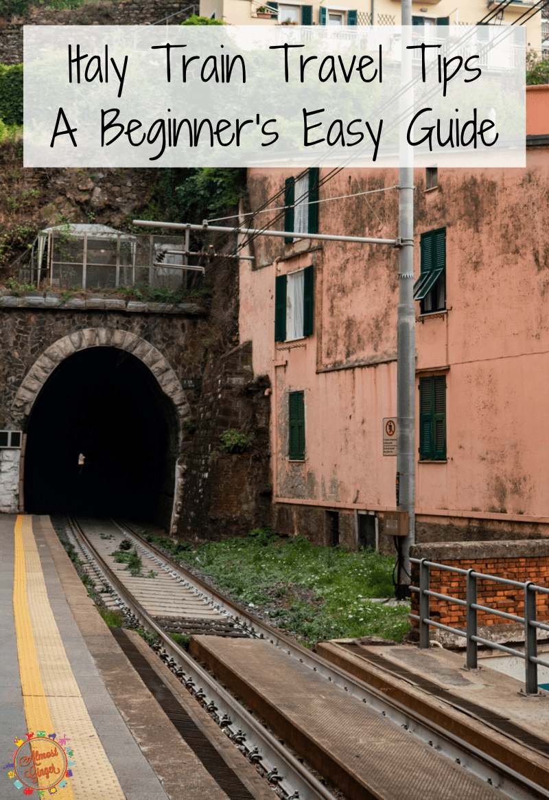 Italy Train Travel Tips: 11 Things Beginners Should Know | almostginger.com
