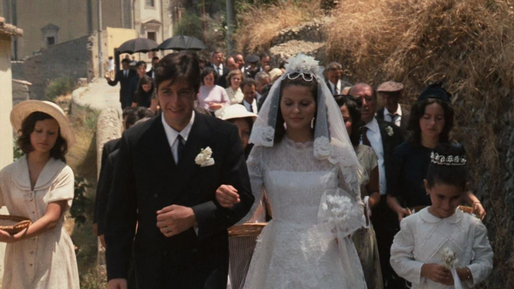 Michael Corleone's wedding, one of The Godfather filming locations in Sicily