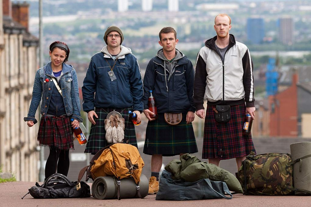 The Angels' Share, one of the Best Independent Films set in Glasgow, Scotland